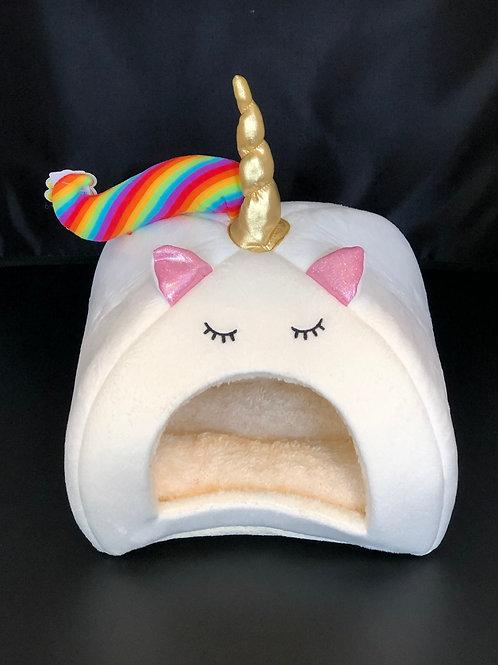 Cozy Unicorn Hideout / Bed