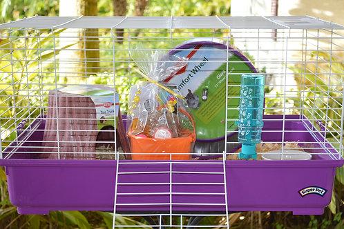 Basic Cage Setup - PURPLE