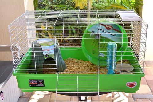 Basic Cage Setup -GREEN