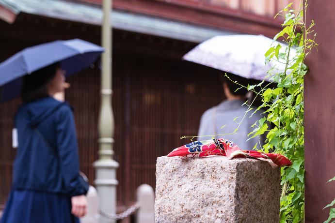 金沢三茶屋街 ひがし茶屋街