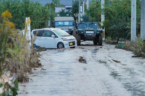 令和元年台風19号 長野市