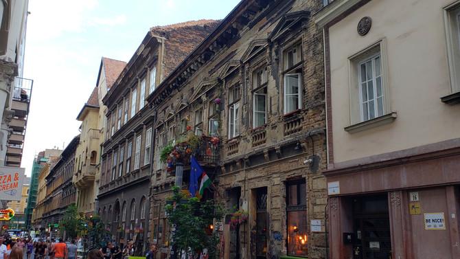21 Days in Europe: Budapest, Hungary