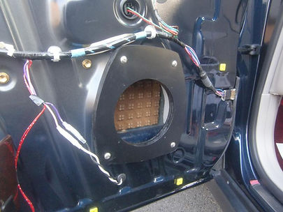 エターナルオート インナーバッフル制作 カーオーディオ スピーカー取り付け