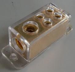 ディストリビューションブロック アース 電源 カーオーディオ アンプ取り付け