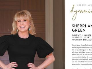 DC Magazine Dynamic Women 2021 - Sherri Anne Green