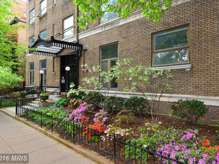 Open Saturday, July 23rd, 1-3pm: 1734 P Street NW #47, WDC 20036