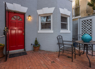Just Listed: 2113 N St NW #T1