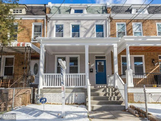 Petworth Open, Sun, 2-4pm: 613 Longfellow St NW