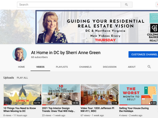 At Home in DC: A YouTube Channel Dedicated to Educating You