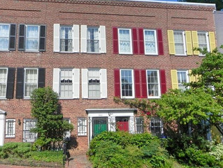Open Sunday, September 11th 2-4pm:1663 32nd Street NW, WDC 20007