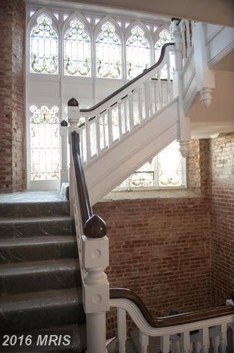 sanctuary stairs