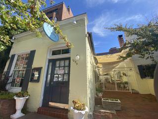 My Favorite 10 Restaurants South of M St NW, Georgetown Washington, DC