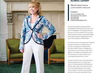 Sherri Anne Green Named Power Player by DC Modern Luxury