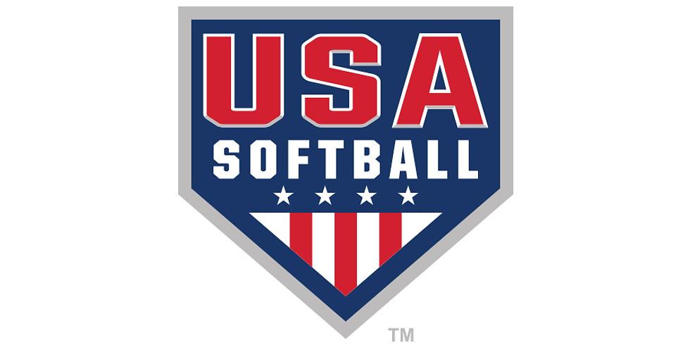 USA Softball Faith Night