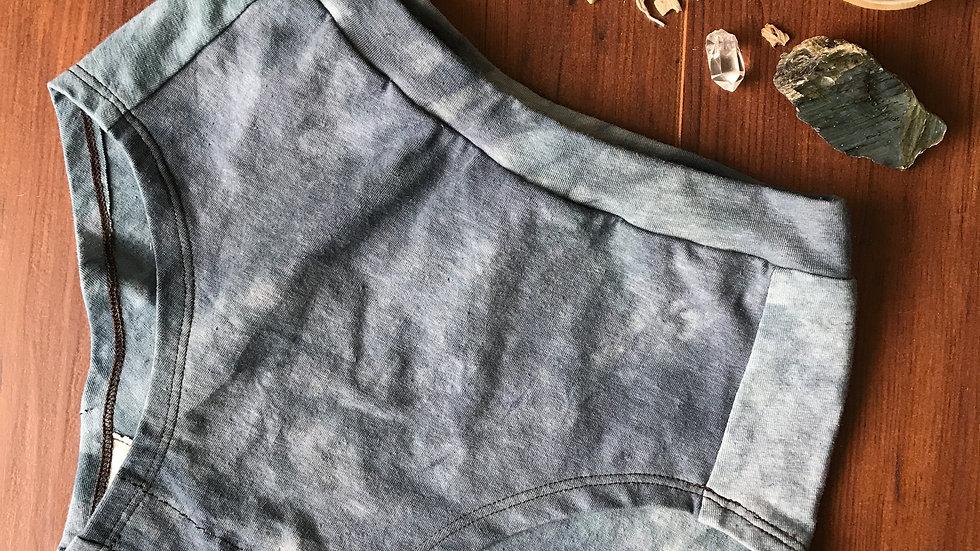Organic Underwear in Blue