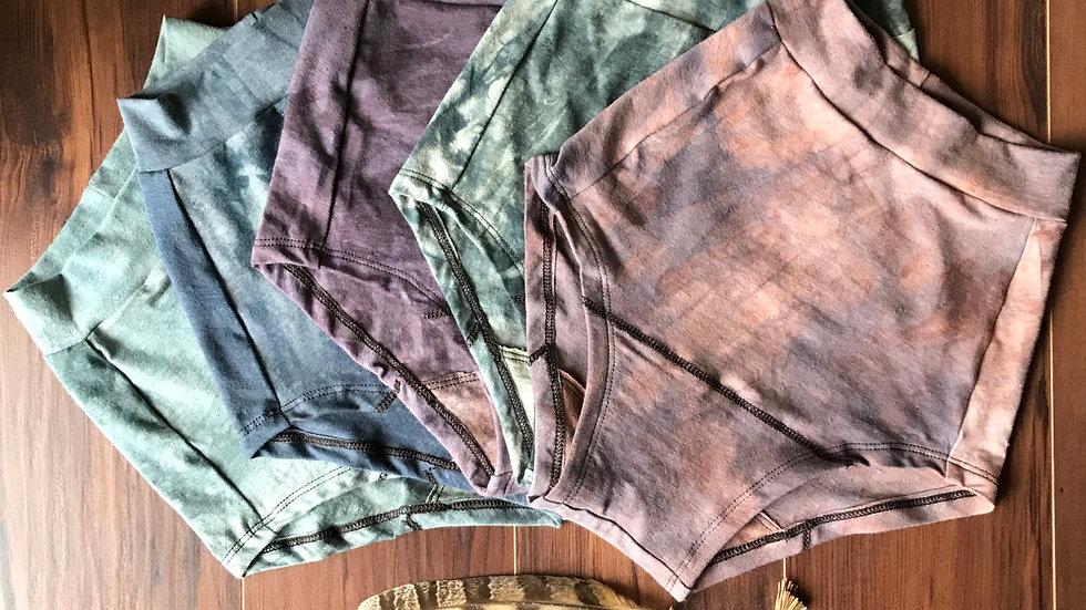 High Waisted Underwear x5