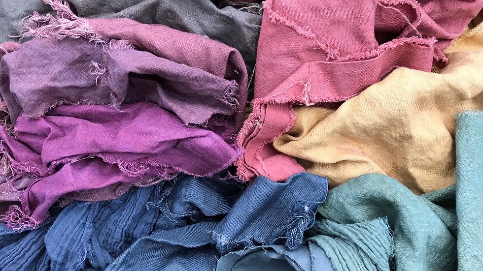 Scrap Fabric (wovens)