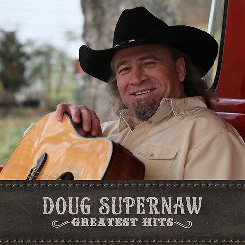 Doug Supernaw Greatest Hits CD