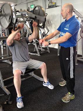 James Lapish, Personal Trainer, T2T, Time 2 Tri Fitness, Triathlon Coach