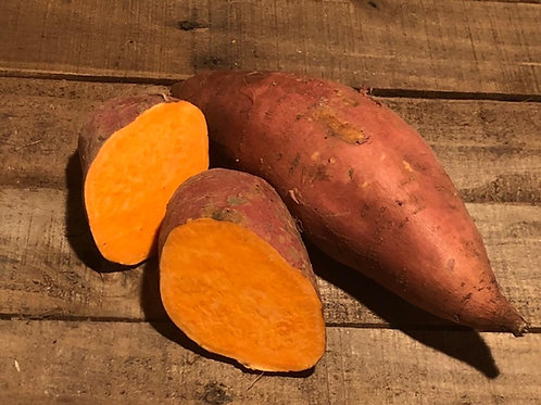 Sweet potatoes (each)