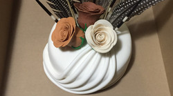 Wedding Cake, Top Layer