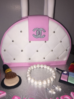 pamper party cake 2