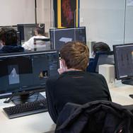 vue d'ensemble atelier 3D