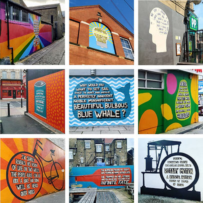 Angry Dan's London Borough of Limericks