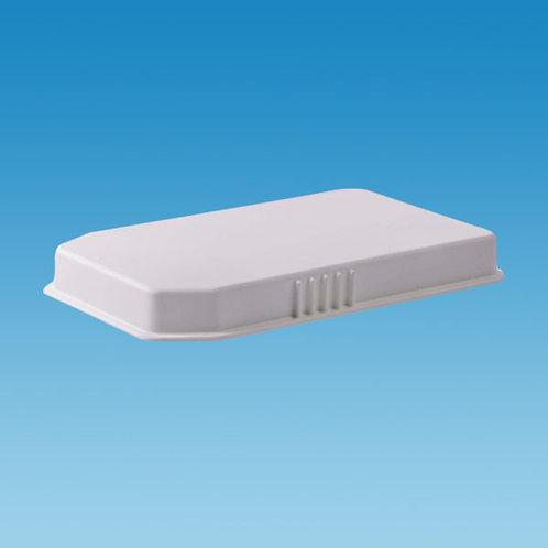 Water Heater Flue White