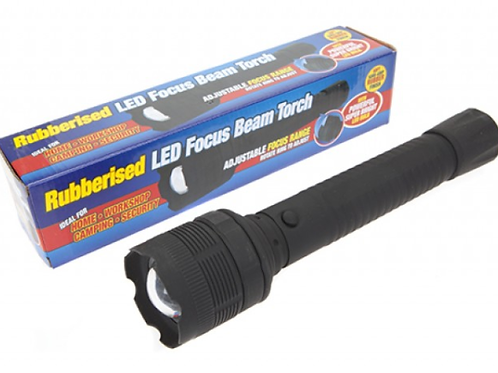 Larger Rubberised Focus Beam Torch