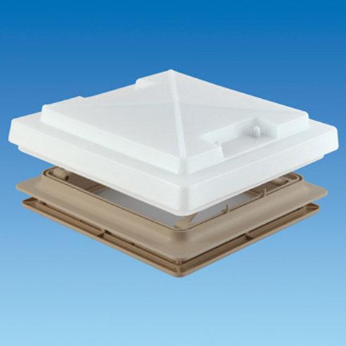 400 x 400 Rooflight c/w Flynet – Beige