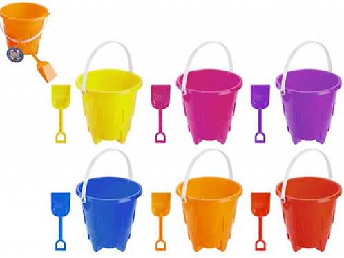 Castle Bucket Set