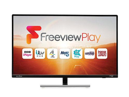"Avtex - 27"" TV Freeview Play Satellite Decoder Full HD"