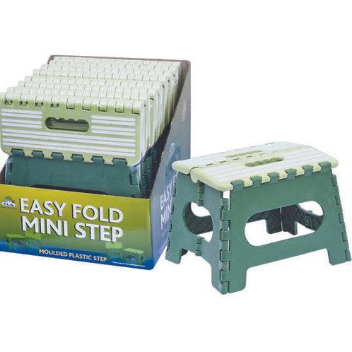 Green Plastic Folding Step