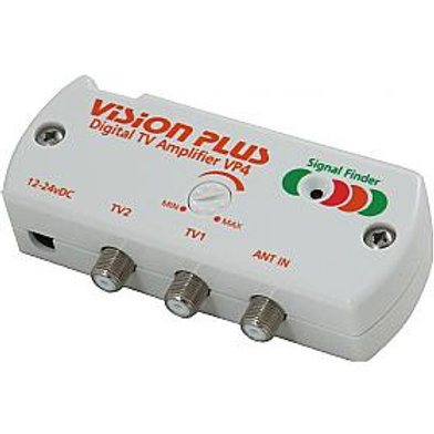 Digital TV Amplifier with Signal Finder VP4