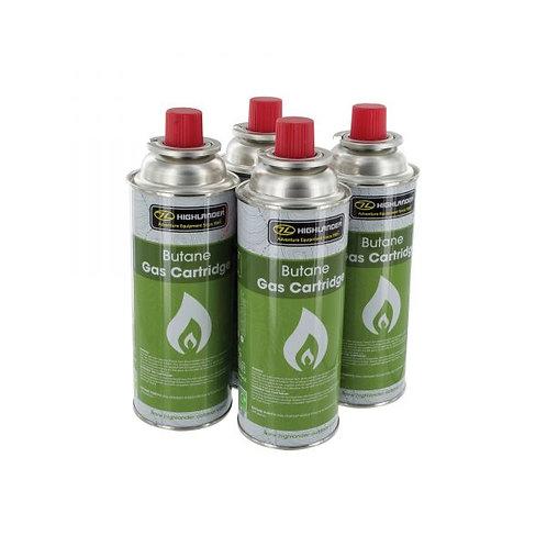 Highlander 227g Refill Gas (pk of 4)