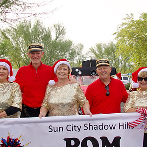 SCSH Golf Cart Parade