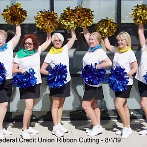 Credit Union Ribbon Cutting