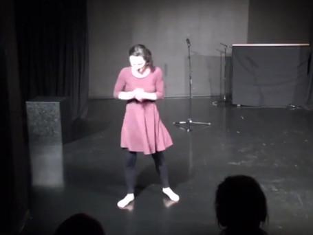 Tanztheater: Das Kreidekreuz