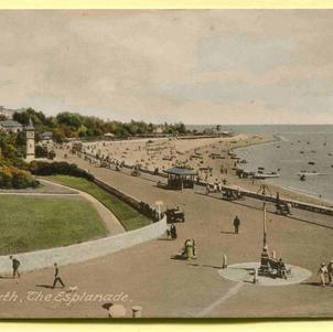 Exmouth Esplanade.