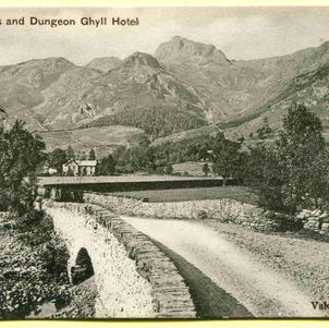Langdales and Dungeon Ghyll Hotel