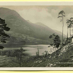Buttermere Lake and Red Pike