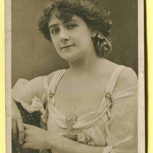 Miss Olive Morrel