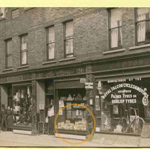 Shop Fronts Edwardian Era