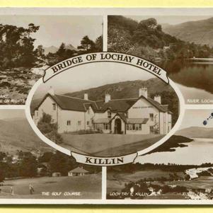 Bridge of Lochay Hotel Killin