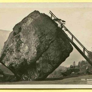 Bowder Stone Borrowdale