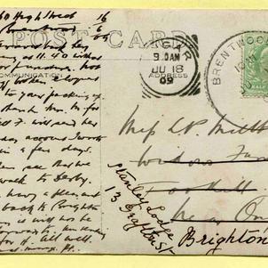 16 Postmarks