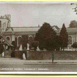 St. Lawrences Edgware