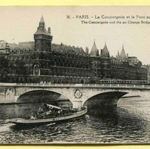 Paris Le Conciergerie