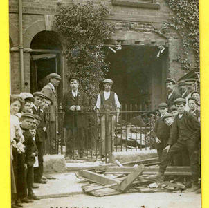 Gas Explosion June 19th 1909